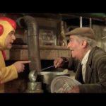 Champeaux : Louis De Funes et Jacques Villeret aperçus sur le lieu de tournage de la Soupe aux Choux
