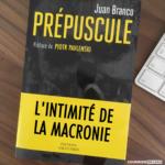 Prépuscule : le nouveau livre de Juan Branco déjà en rupture de stock